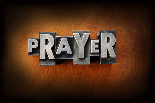 An Opportunity for Prayer