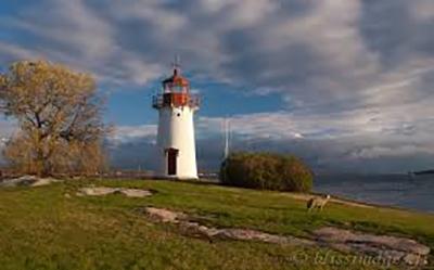 How do you paint a Lighthouse?