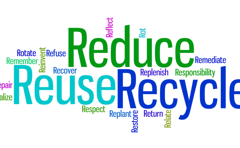 Recycle, Reuse, Rethink