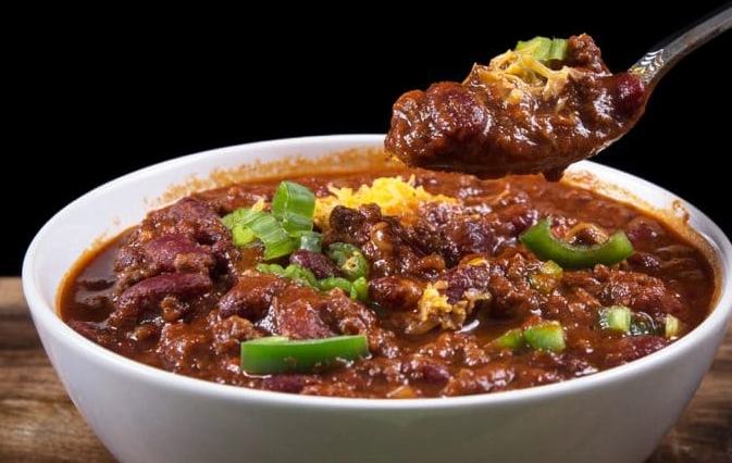 Beat the Winter Blahs at our Chili Lunch