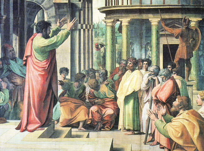 St. Paul and Evidence of Christ's Resurrection