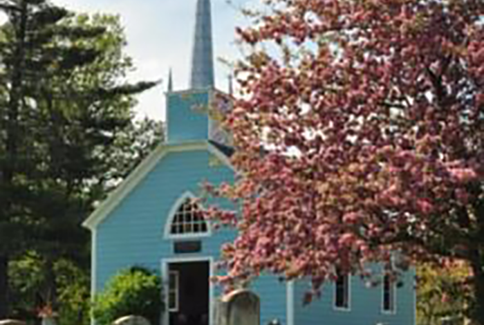 Blue Church Renovation