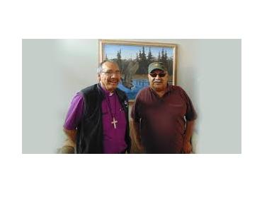 Northern Bishop,  Adam Halkett Expresses Gratitude