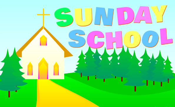 Sunday School begins at St. John – All welcome