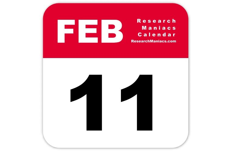 February 11th – An Important Day